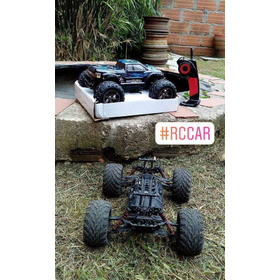 Rc Car Escala 1/12 Actualizable - Resistencia Al Agua