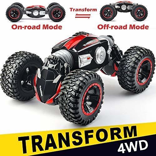 rc car vehículos todo terreno rock crawler 2,4 ghz de contr