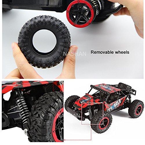 rc carro alta velocidad control remoto truck 2.4 ghz 4 ch of
