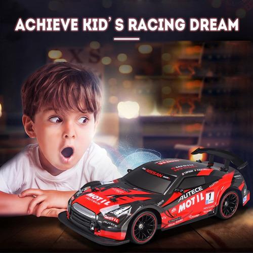 rc coche eléctrico racing drift car 1/14radio de 2,4ghz