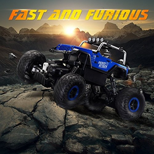 rc crawler monster trucks control remoto carro todoterreno j