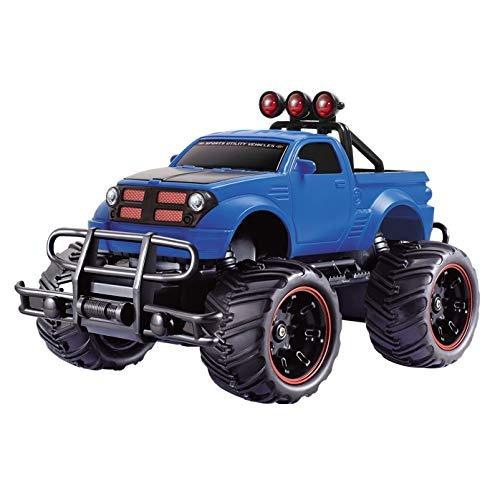 r/c monster pickup truck a control remoto vehículo eléctrico