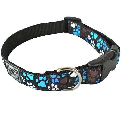 rc pet products 1-inch adjustable 15 a 25 pulgadas collar c