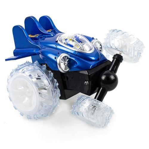 rc rolling stunt car-360grado spinning y flips