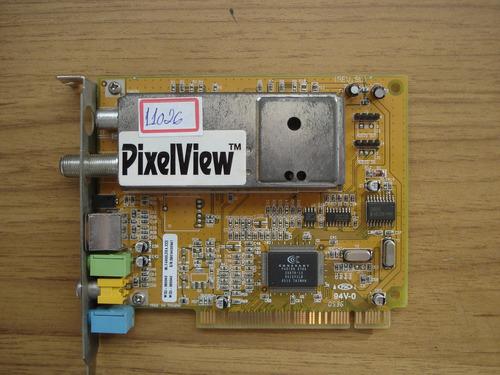 rc11026 - placa de captura pixelview pv m-4900 fm.rc