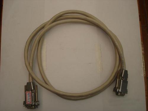 rc1448-cabo para monitor 15 pinosx9pinos