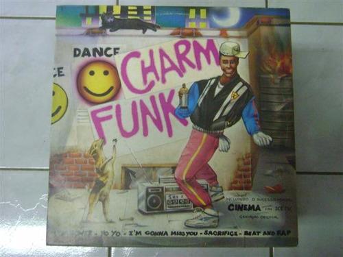 rc243 - lp vinil charm funk rubricado