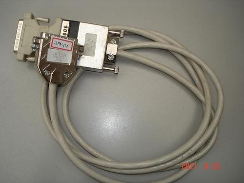 rc2944- cabo p/ roteador e modem c/ adaptad. db25 macho