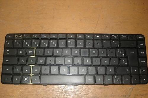 rc3153- teclado abnt2 de notebook p/aproveitamento de teclas