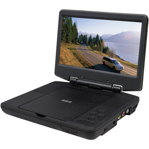 rca 9  reproductor de dvd portátil