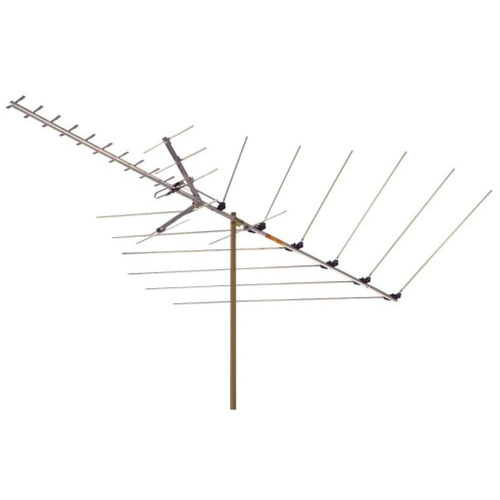 rca ant3036wz outdoor 30 element 113 1 4 - inch boom antenna