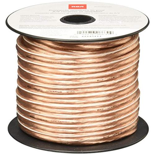 rca cable de altavoz rca ah1450sr calibre 14  50 pies