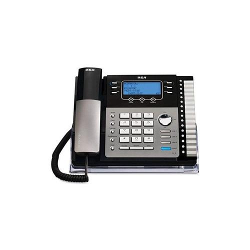 rca25425re1 - visys 25425re1 teléfono de cuatro líneas con c