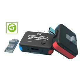 Rcm Loader Dongle + Jig Nintendo Switch Sx Os Reinx Cfw