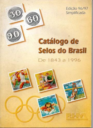 rco - catálogo rhm  edição simplificada 96/97 usado/ conserv