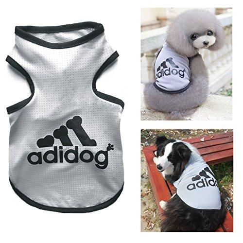 Rdc Pet Adidog Camiseta Para Perros Camisas Para Perros Ropa -   61.900 en Mercado  Libre b8c4b5b7fc1