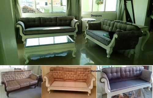 re-diseño y transformación de sus muebles y piezas