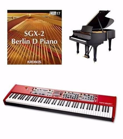 Re Samples Nord + Berlin New + Steinway Para Korg Kronos