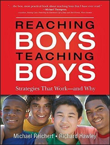 reaching boys, teaching boys : michael reichert