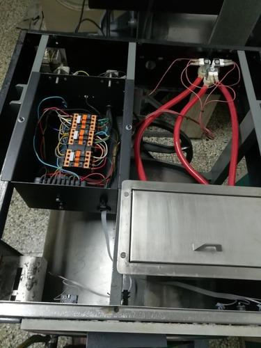 reacondicionado, reparación,  de máquinas lavadoras marva
