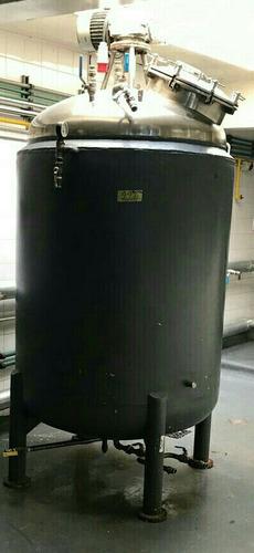 reactores de acero inoxidable con agitación y camisa! 2012
