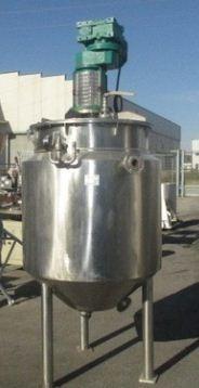 reactores, silos, tanques y tolvas de acero