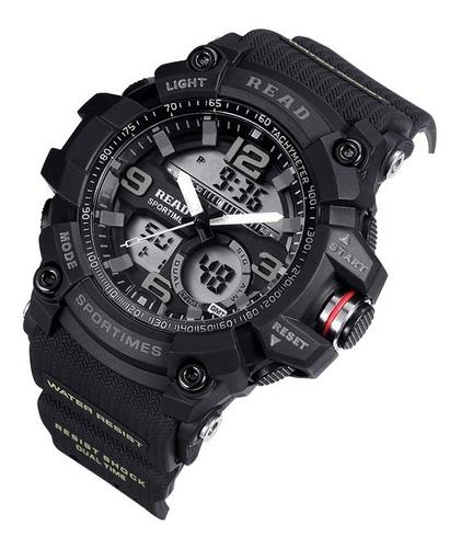 read marca relógio esporte cronômetro pulso oferta promoção