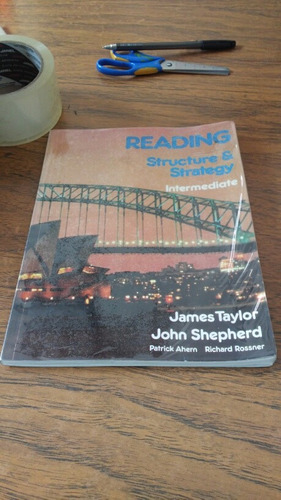reading structure&strategy intermediate/james taylor/john s.