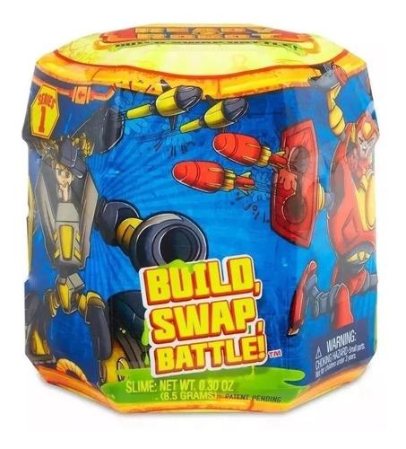 ready 2 robot pack sorpresa robot piloto slime by creciendo