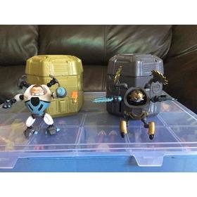 Ready 2 Robot Series 1 Com Slime - Caixa Aberta