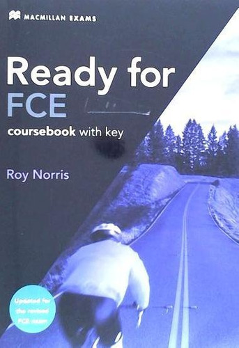 ready for fce. coursebook with key(libro )