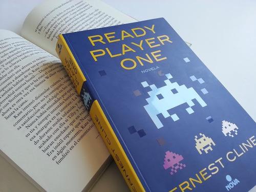 ready player one de ernest cline libro nuevo