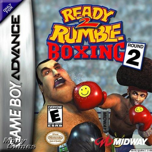 ready rumble 2 original, salvando game boy advanced, sp, ds