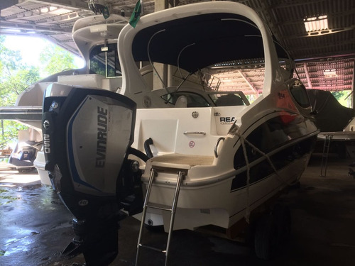 real 26 open evinrude e-tec g2 250 ph 2009/2015  s n caiera