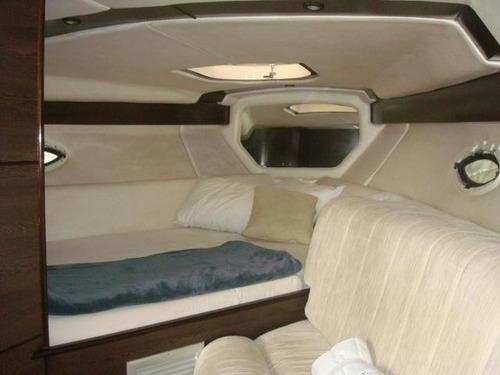 real c. 34+4 mercruiser 4.2 220 hp cada completa 2008 caiera