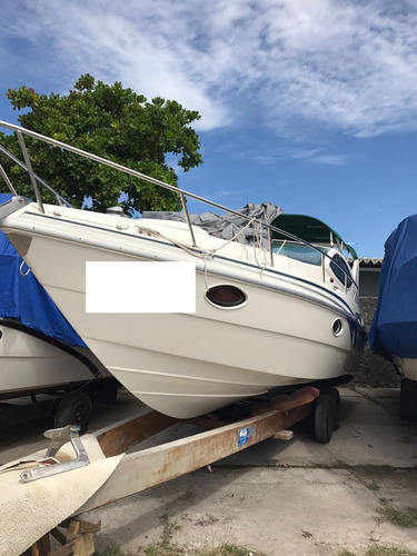 real class 26 mercruiser mag 350 300 hp 2007 completa caiera