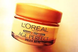 real crema l´oreal crema anti