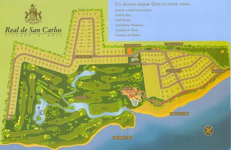real de san carlos village