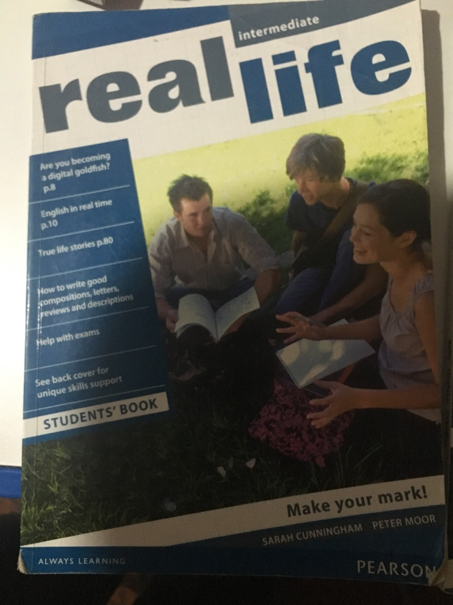 Real Life Intermediate Book