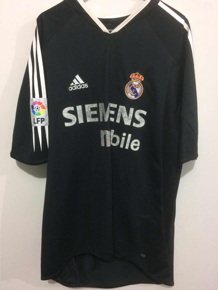 cheap for discount ab0ee e6172 Real Madrid Away Kit 2003/2004