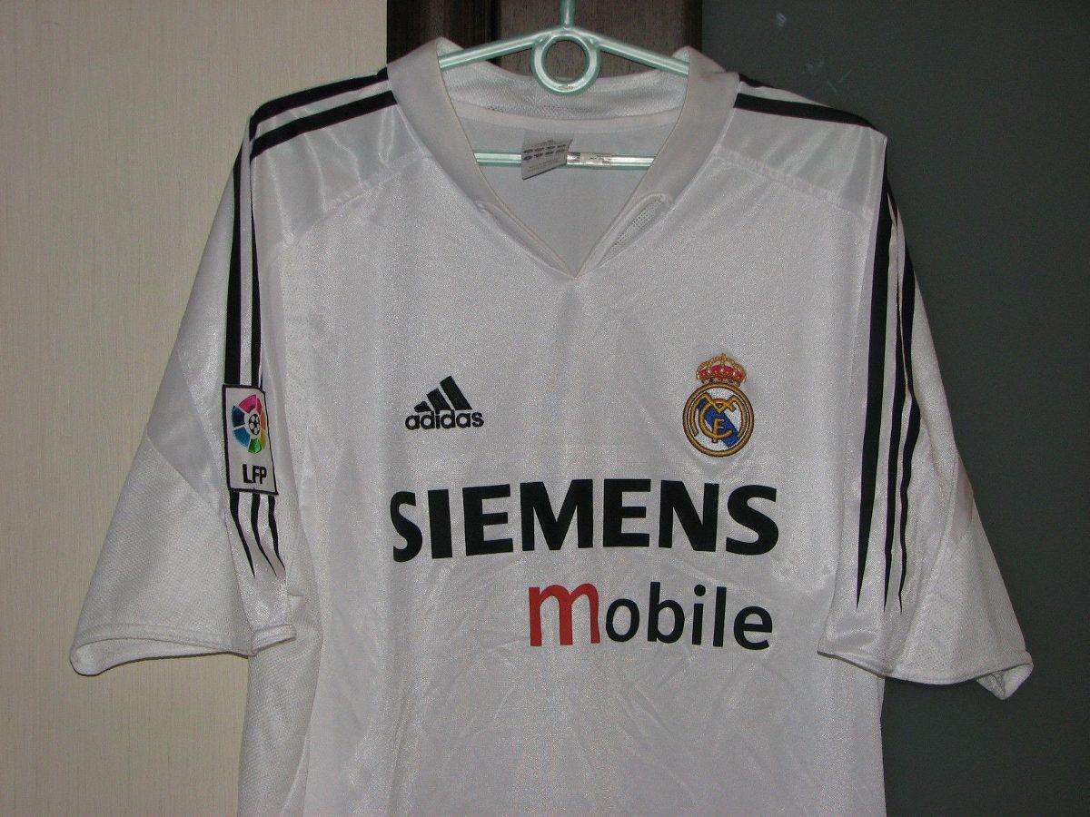a6e82402d Carregando zoom... camisa real madrid espanha adidas  9 ronaldo 2004 2005