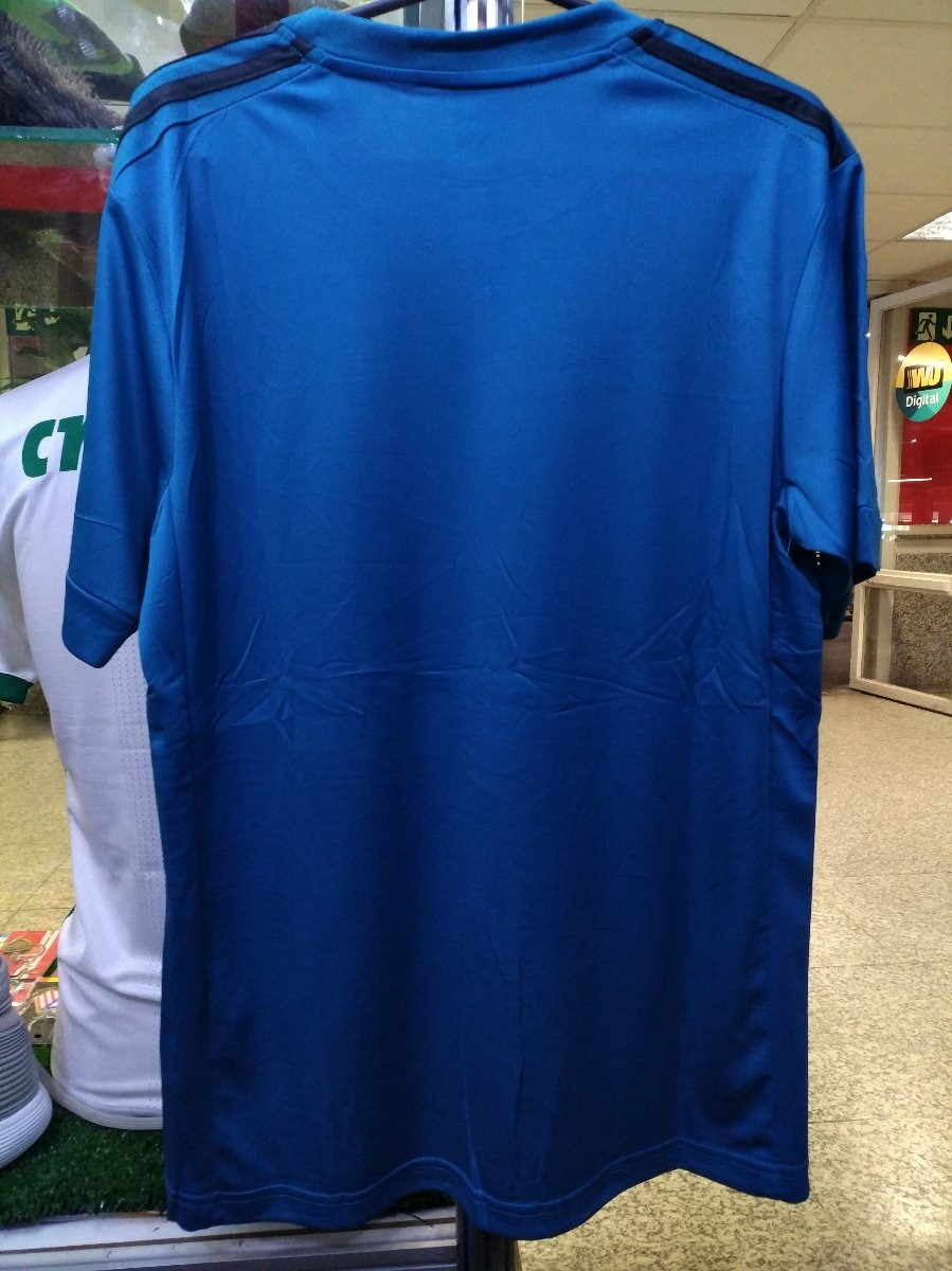 3119f1e6d Camisa Real Madrid Third 17 18 Todos Os Tamanhos - R  95