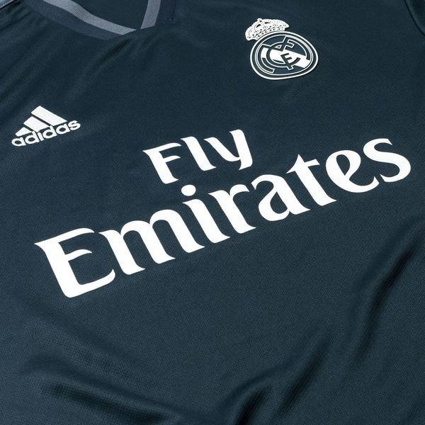 8f7edcf4a92 Camisa adidas Real Madrid Away Cinza 2019 - Pronta Entrega - R  169 ...