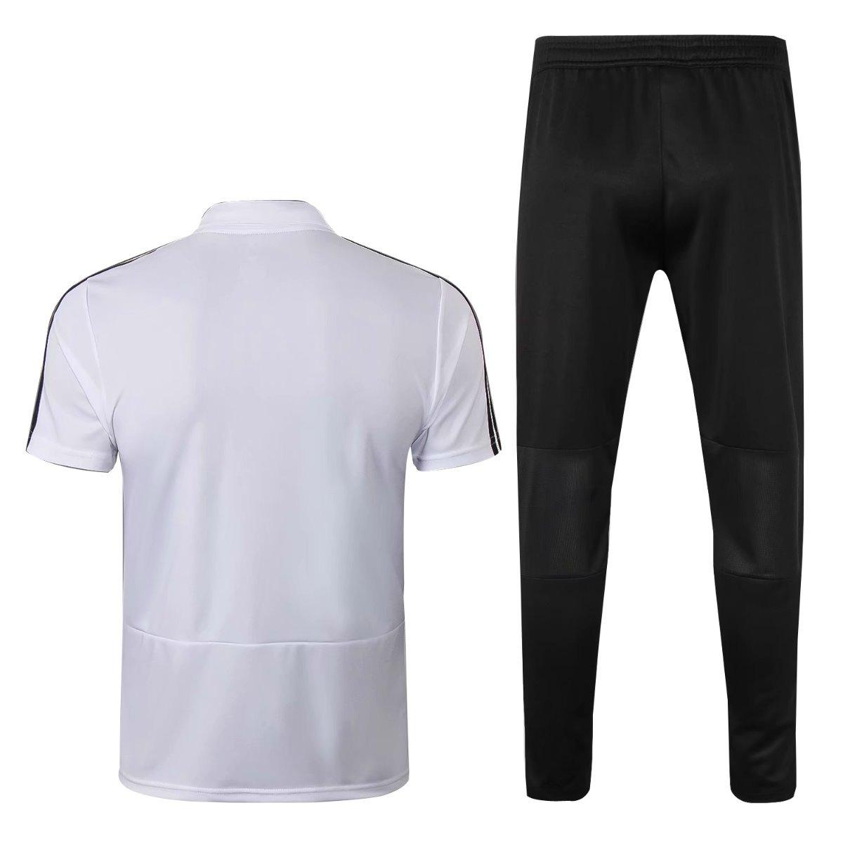 Kit Real Madrid Camisa Polo + Calça - Leia O Anuncio - R  169 54168eaaae205