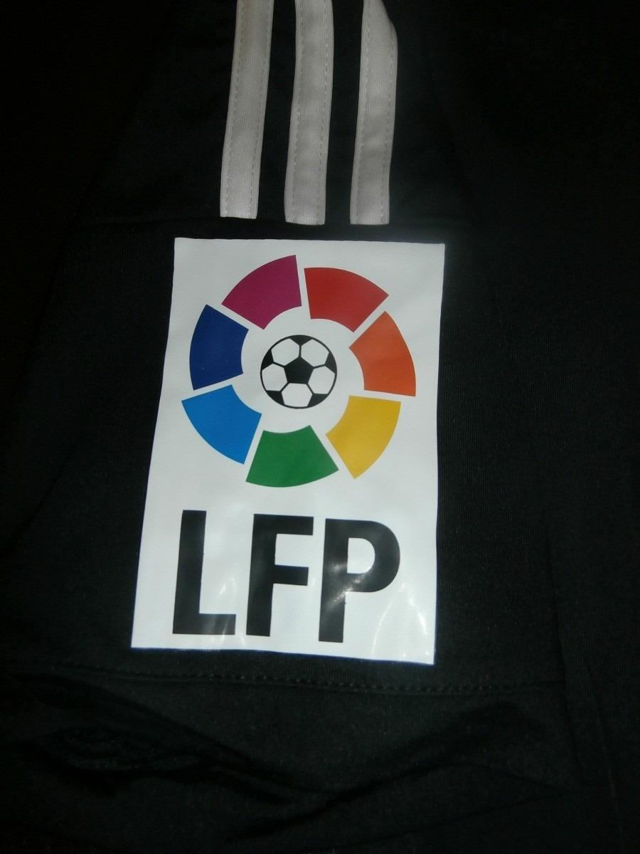 78a1839ffc2b0 Cargando zoom... camiseta real madrid 2014 2015 negra liga bbva original 35%.  Cargando zoom.