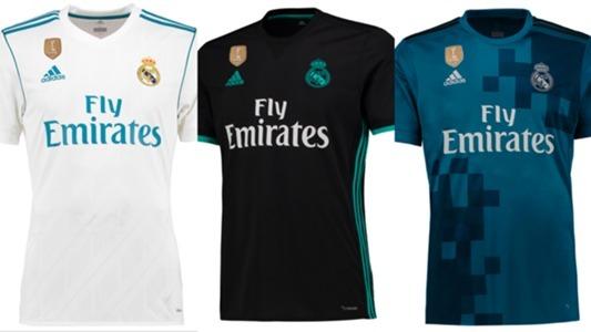 002491f104696 Camiseta Del Real Madrid 2018 Titular Y Suplente adidas -   1.499