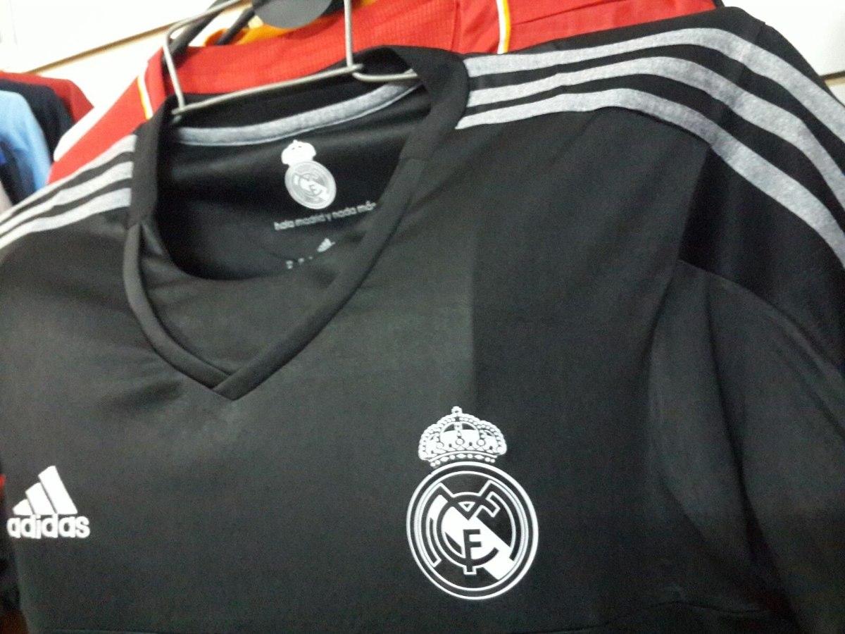 Cargando zoom... camiseta real madrid portero 2015  2016 promoción 3c1d7355291c2