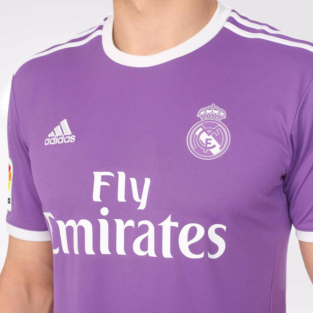 Cargando zoom... camiseta real madrid 2016-2017 climacool campeon del mundo 19a6b26d35351