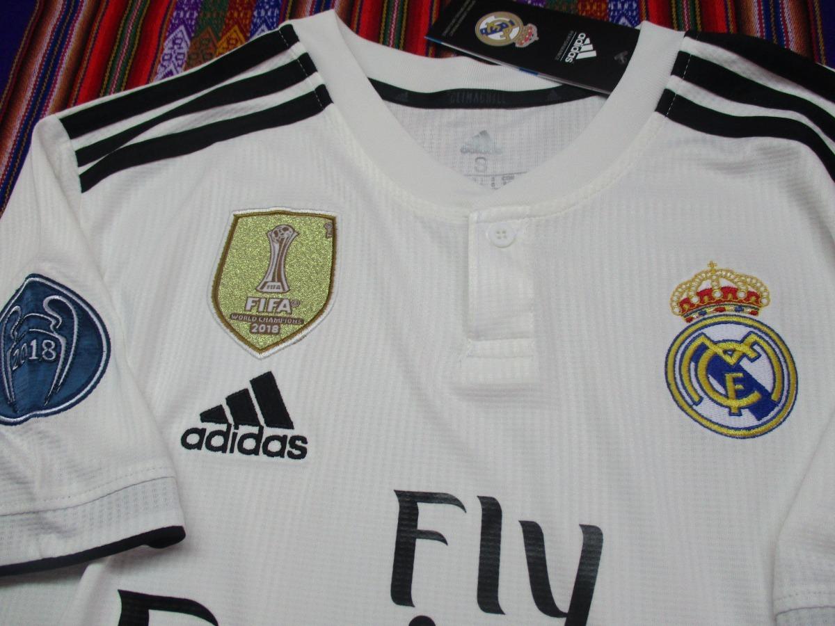 Camiseta Real Madrid 2018-2019 Titular -   1.749 ececcd071d4aa