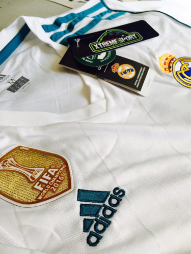 real madrid camiseta